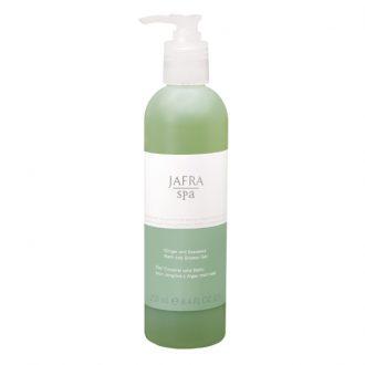 Ingwer und Algen Bade- und Duschgel