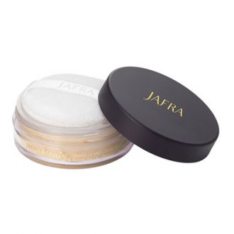JAFRA - Transparenter Loser Puder - Light Medium