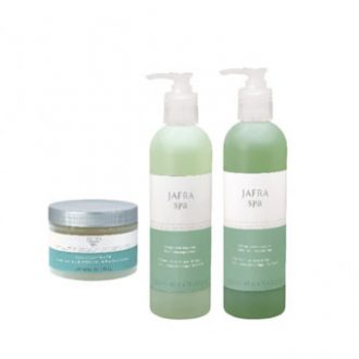 Basic Spa Set mit 3 Produkten