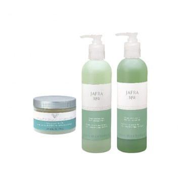 Basic Spa Set mit 3 Produkten