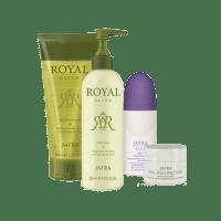 Basic Body Set mit 4 Produkten