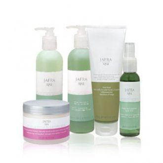 Deluxe Spa Set mit 5 Produkten