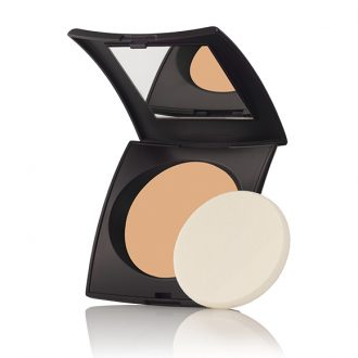 2-in-1 Puder Make-Up Beige