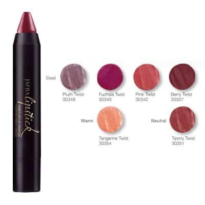 Fuchsia Twist-Up-Lippenfarbe