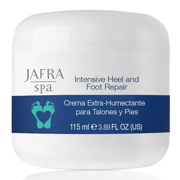 Intensive Pflege für Fersen und Füße.