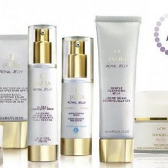 Royal Jelly Ritual Deluxe Set - 7 Wahl-Produkte