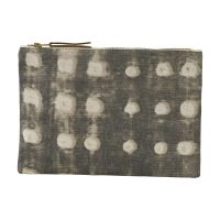 Make-Up-Tasche, Grau| 23x16