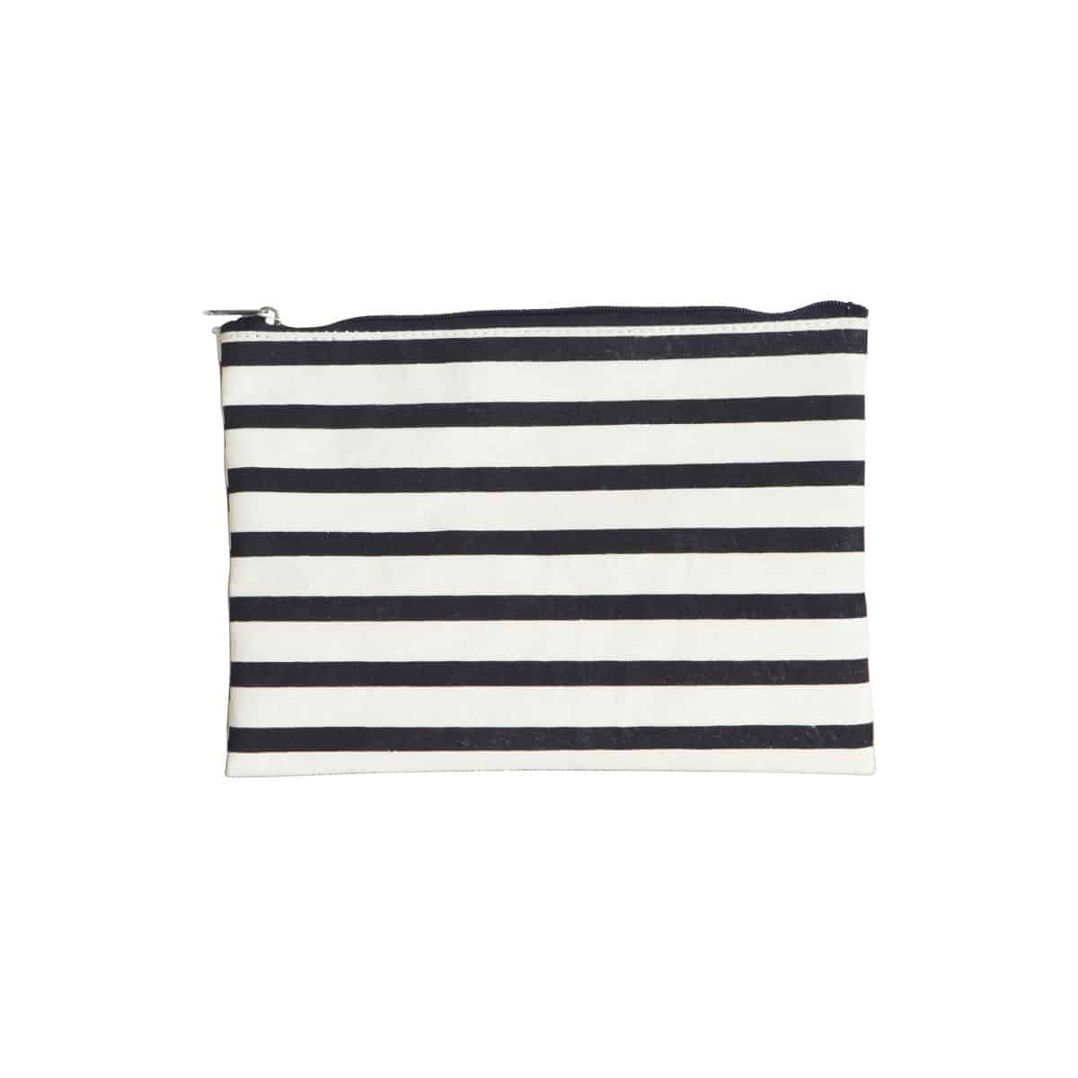 Kulturtasche, Stripes Big | 32x8cm H. 21cm