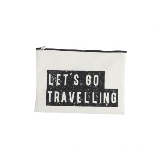 Make-Up-Tasche, Travelling | 21x15cm
