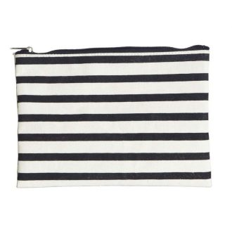 Make-up Tasche, Stripes | 21x15 cm