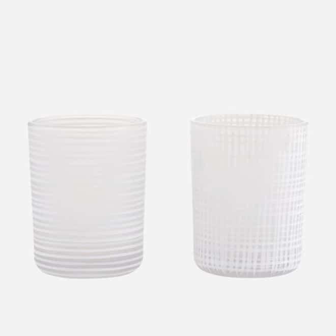 Teelichthalter_Style_weiß