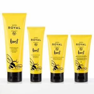 Jafra Royal Boost Pflegeritual für Normale, Misch- und ölige Haut