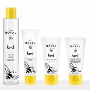Jafra Royal Boost Pflegeritual für trockene und empfindliche Haut